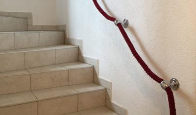 Treppenseil